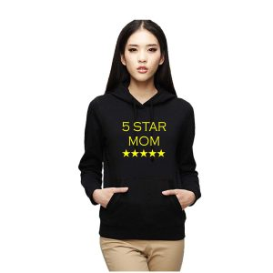 5 star mom sweatshirt