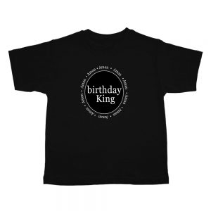 Customized-Birthday-Queen-Kids-T-shirt-5
