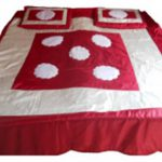 Personalised-5-Photo-Collage-Bedsheet-(Pink)-1