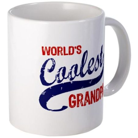 Worlds Coolest Grandpa Mug