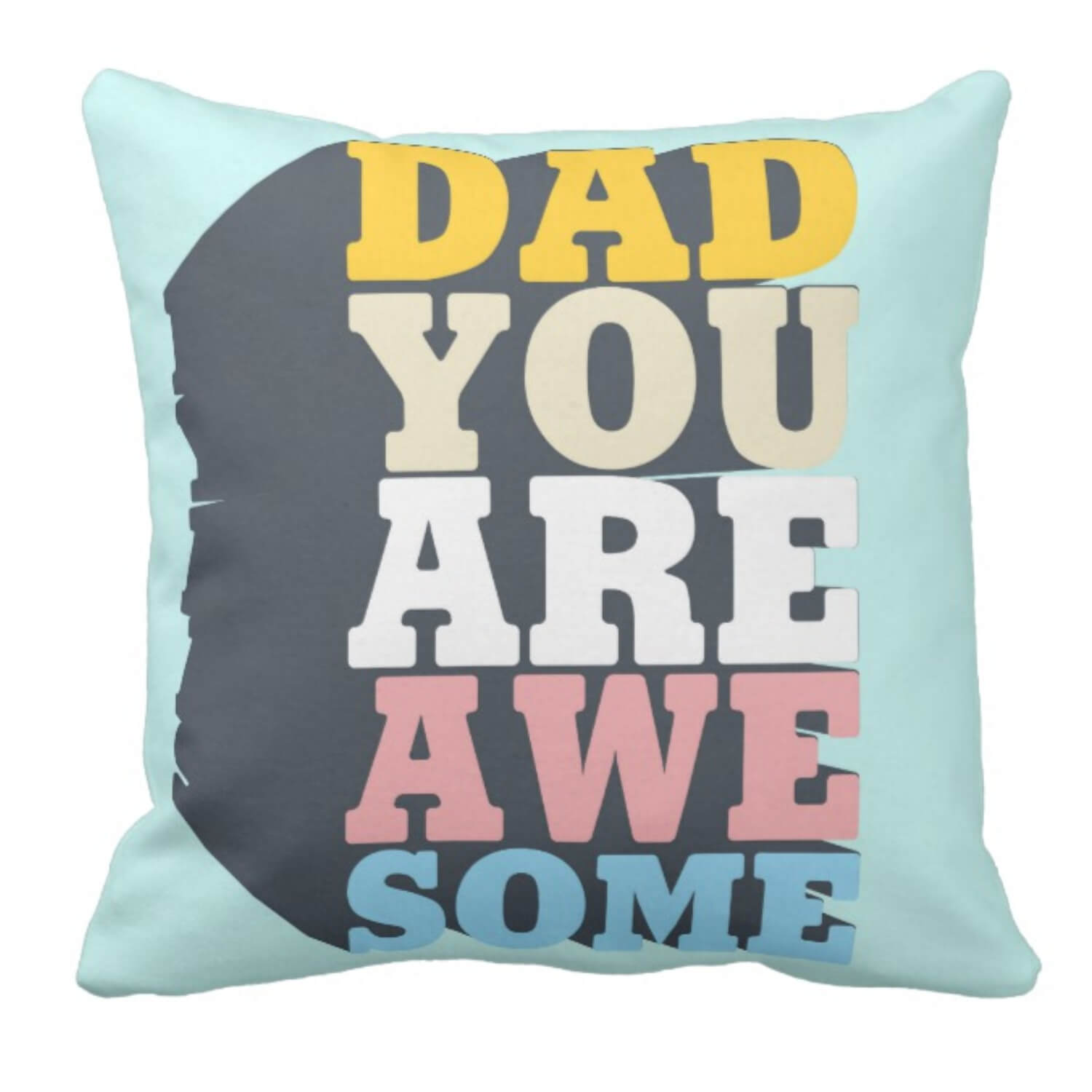 Awesome Dad Cushion Cover