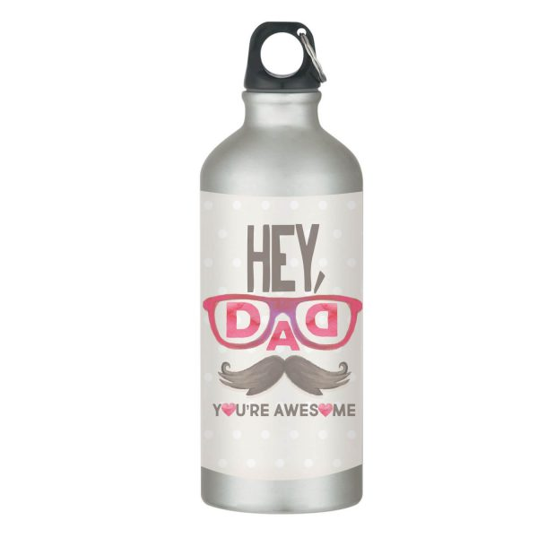Awesome Dad Sipper Water Bottle