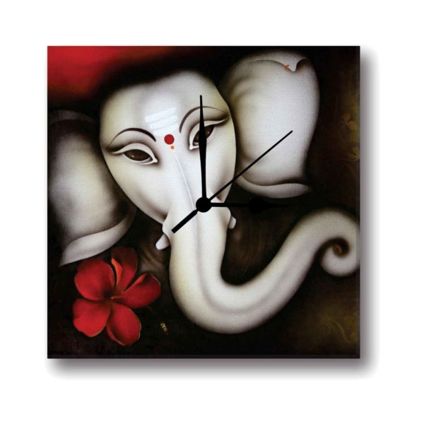 Bal Ganesha Wall Clock