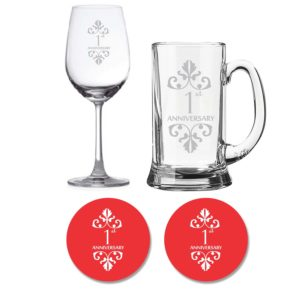 Beer wine glass