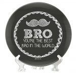 Best Brother Decorative Plate