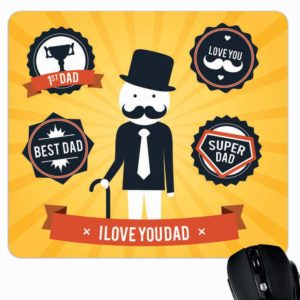 My Super Dad Mouse Pad