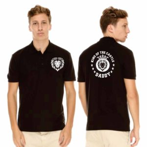 Polo t-shirts with quotes