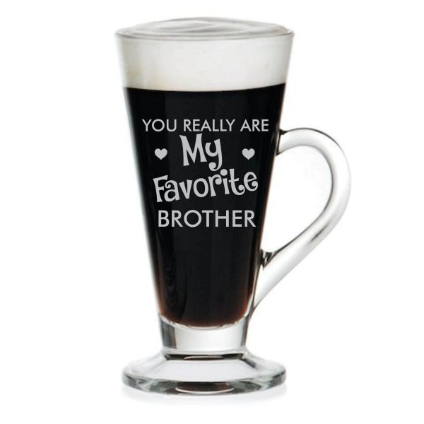 Favorite Brother Engraved Tea Cups_1