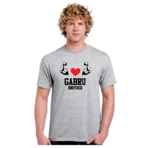 Gabru Brother T Shirt