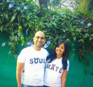 Claim your beloved with our special Couple T shirts