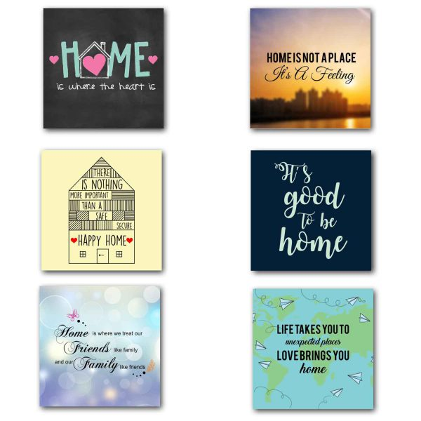 Good Vibes Home Coaster