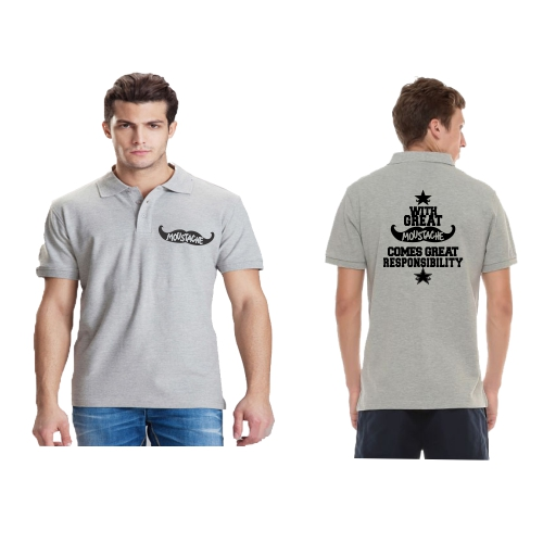 Great_Moustache_Great_Responsibilty_Polo_Tshirt_G_1
