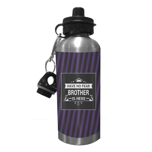 Have No Fear Brother Is Here Sipper Bottle_1