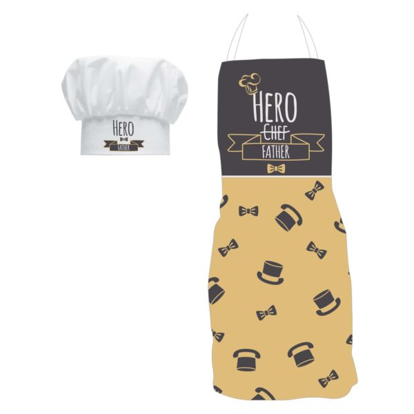 Aprons for Hero Dad