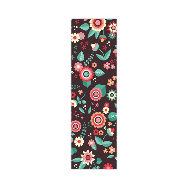 Admirable Floral Printed Table Runner