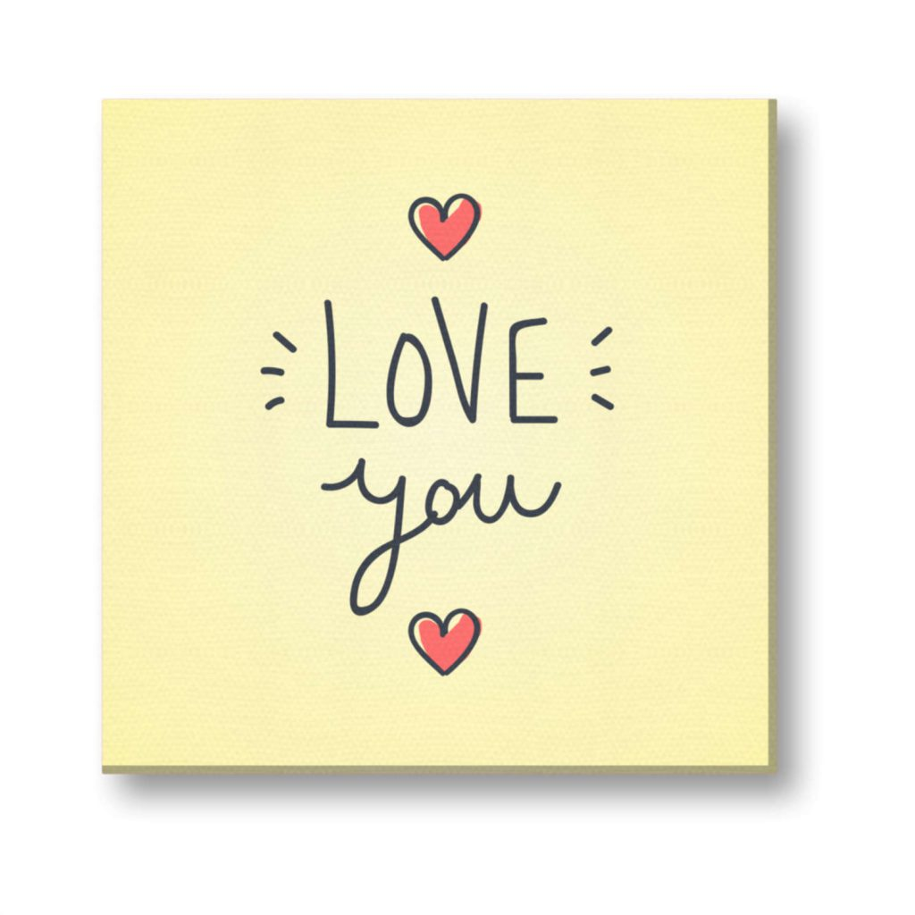 Love Your Painting Canvas Frame