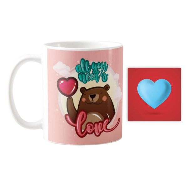 All You Need is Love Coffee Mug