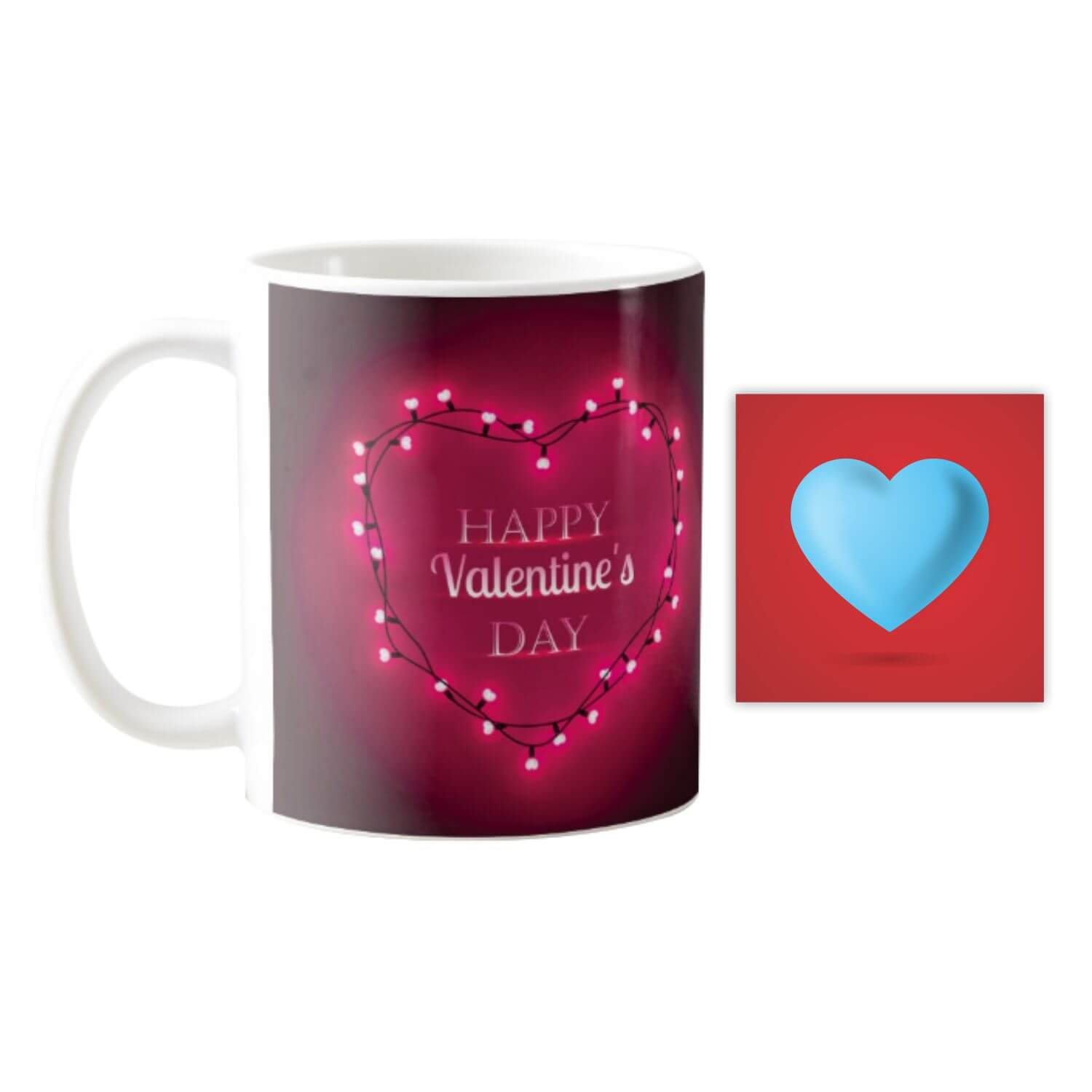Happy Valentine Day Coffee Mug Gifts For Girlfriend Giftsmate