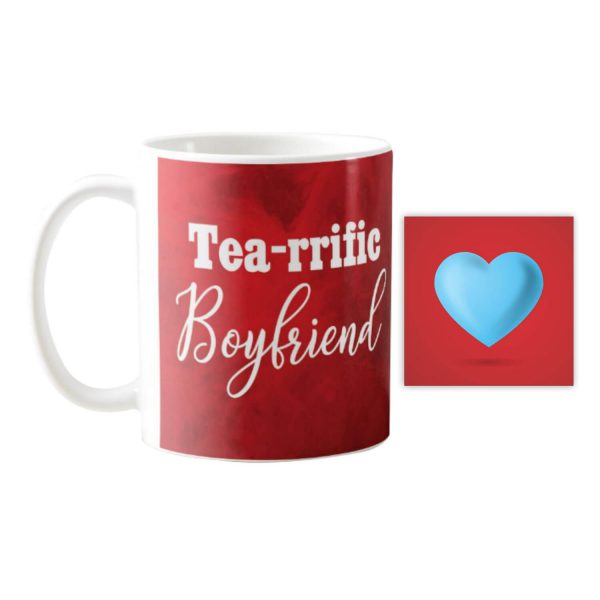 Tearrific Boyfriend Coffee Mug
