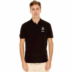 King Dad Polo T-shirt