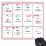 new-year-2017-holidays-calendar-mouse-pad