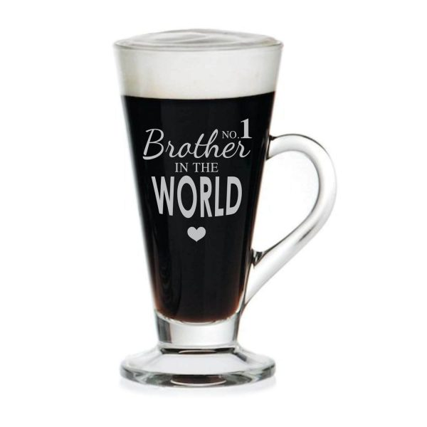 No 1 Brother Engraved Tea Cups_1