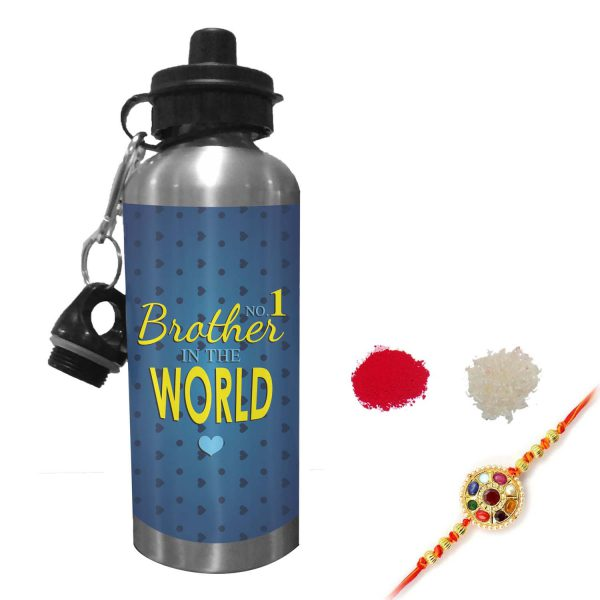 No. 1 Brother Sipper Water Bottle