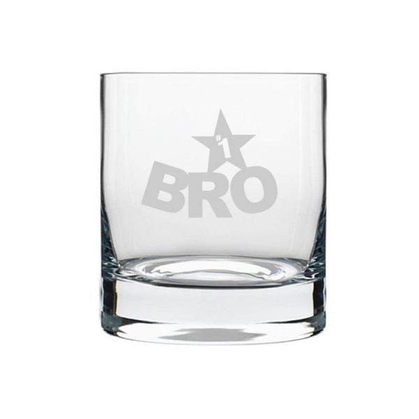 No. 1 Brother Whiskey Glass-2