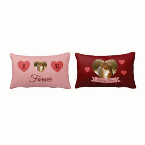 Personalized I Love You Pillow Covers
