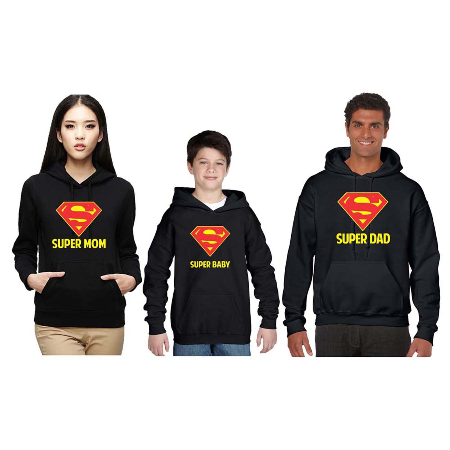 Personalised Year Matching Sweaters Fathers Day Dad Son Daughter Sweatshirt Tops
