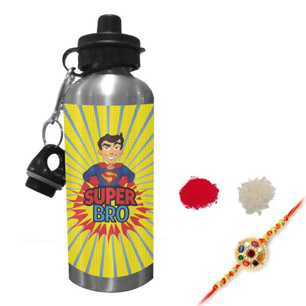 Super Brother Sipper Water Bottle