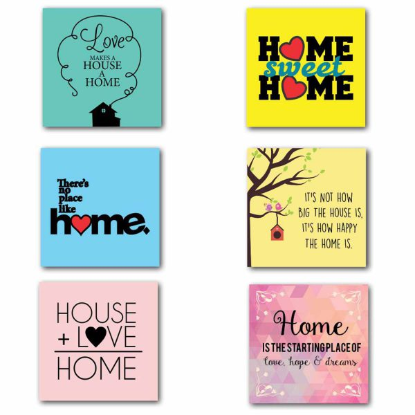 Sweet Love Home Caoster
