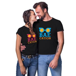 Bae Cation Couple T-shirt