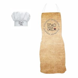 The Lord of The Grill Apron