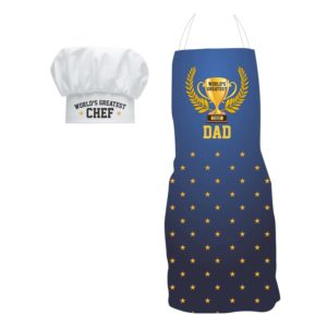 Apron for Trophy Dad