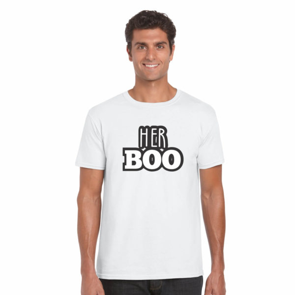 her boo and his bae couple tshirt_5