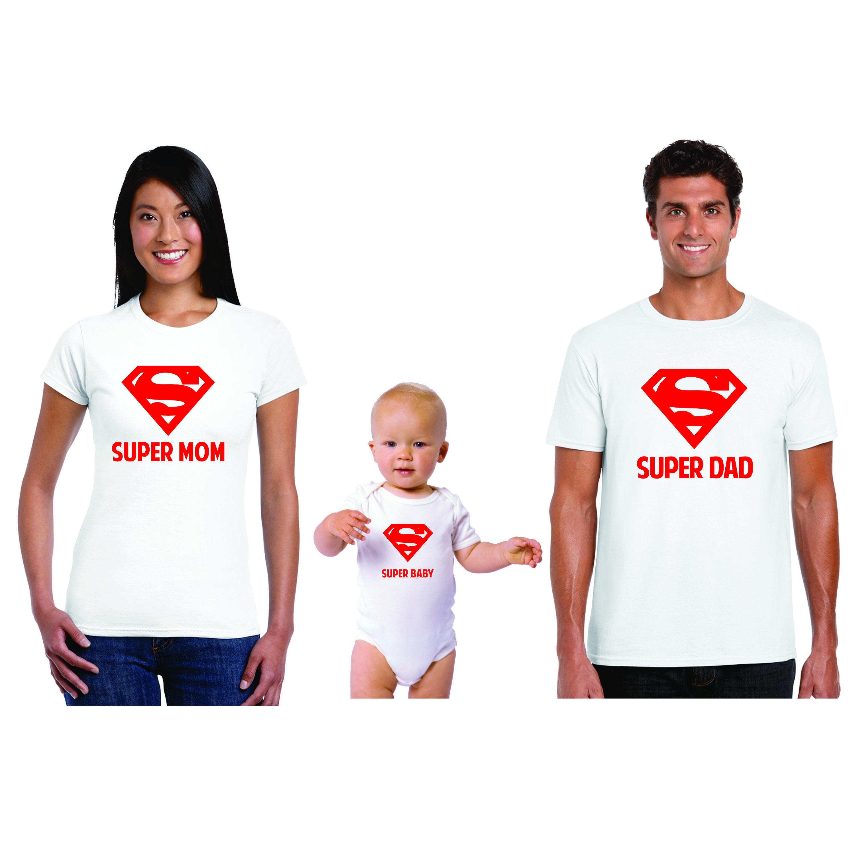 Son is My Superhero Royal Adult T-Shirt