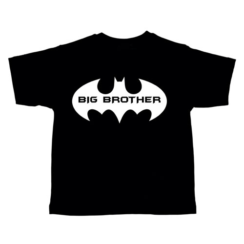 Batman Big Brother Kids T-shirt