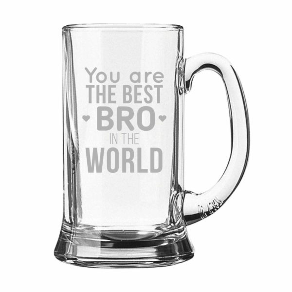 you are the best bro in the world 2 beer mug1