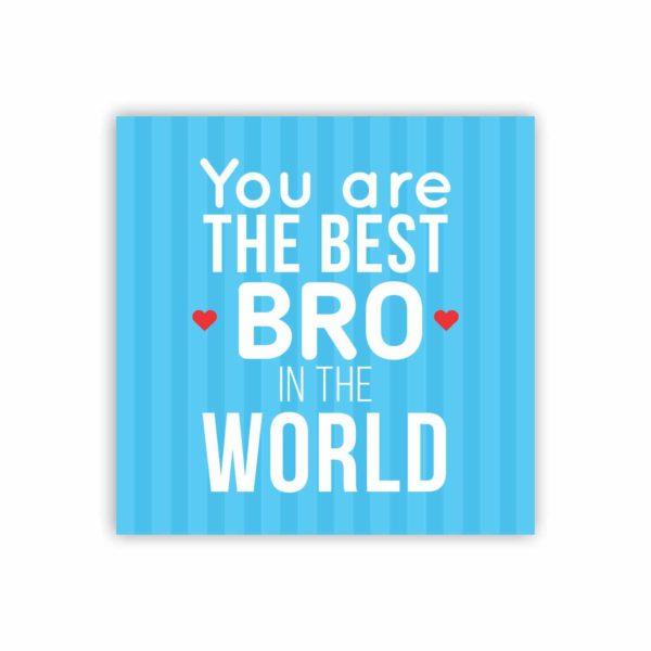 you are the best bro in the world 2 beer mug2