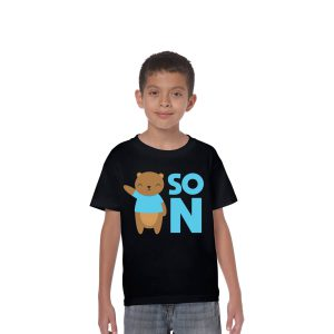 Bear-Papa-Son-Family-T-shirts_Black_3