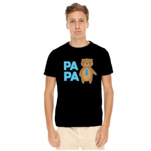 Bear-Papa-Son-Family-T-shirts_Black_4